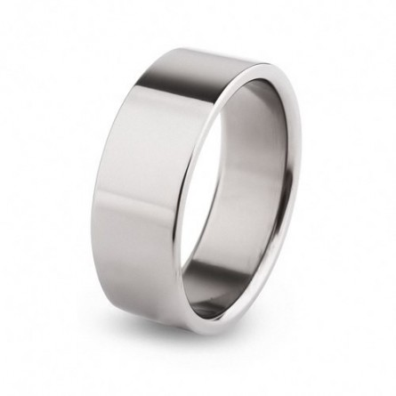 Титановое обручальное кольцо