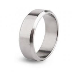 Обручальное титановое кольцо