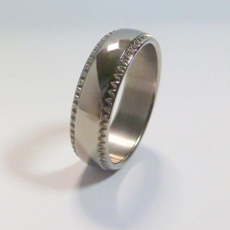 Обручальное кольцо Т1064