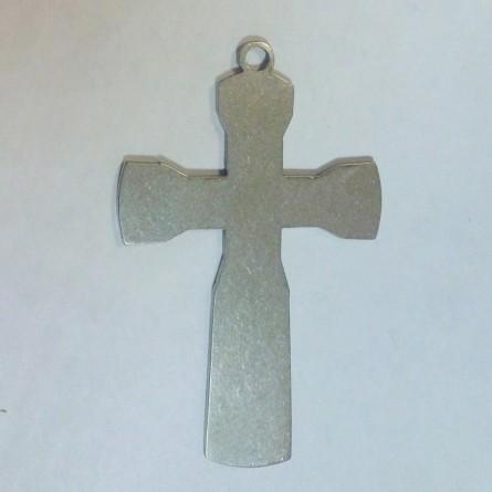 Крест титановый Т49