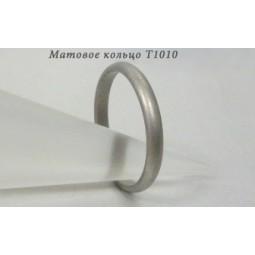 Обручальное кольцо Т1010