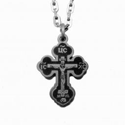 Крест из титана Т53