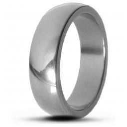 Кольцо титановое обручальное Т1032