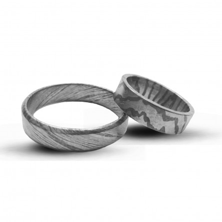 Кольца из тимаскуса.