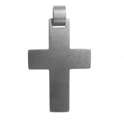 Крест из титана Т58
