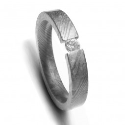 Кольцо из тимаскуса с бриллиантом Т4040ТМ