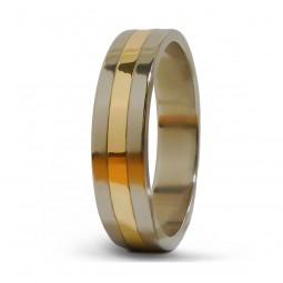 Обручальное кольцо Т2030 шириной 5,1мм